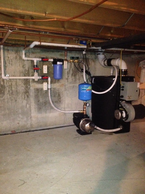 Removal Of Radon From Water Air Amp Water Quality Maine